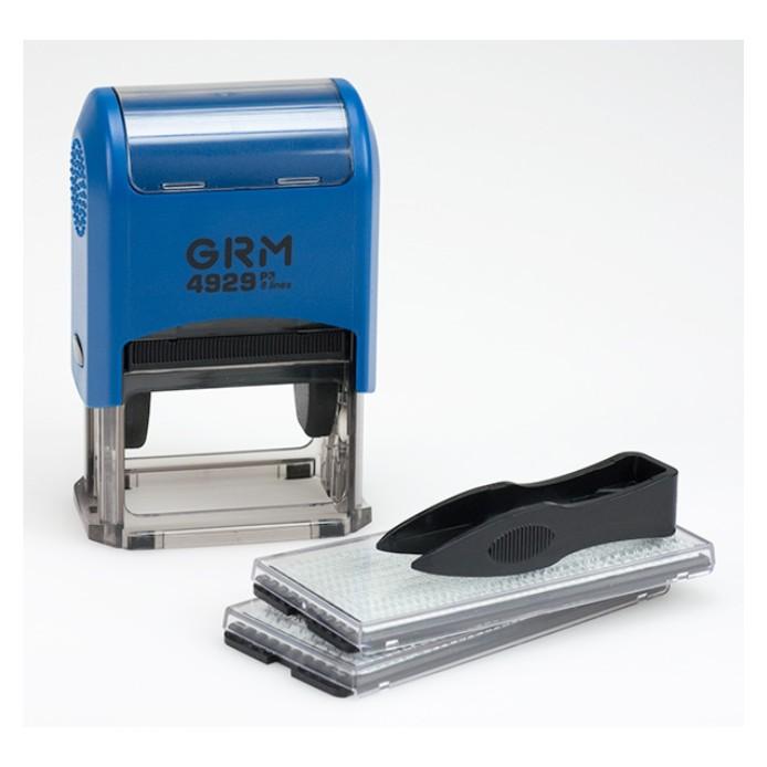 GRM 4729 P3 самонаборный датер 50*30 мм