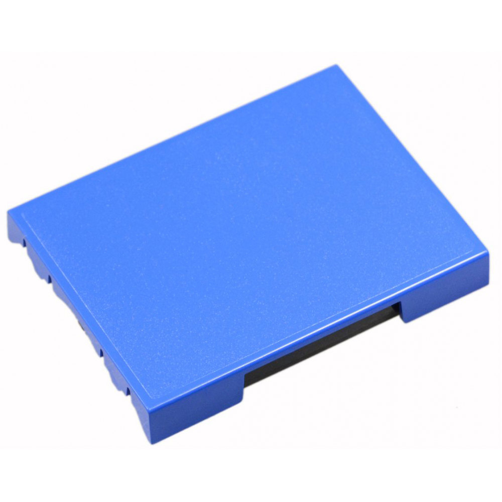Shiny S-829-7 сменнная штемпельная подушка для оснастки S-829 (синяя).