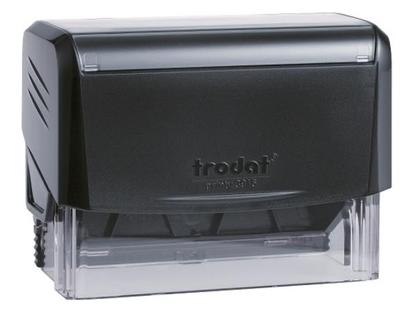 Trodat 3915 PRINTY черная автоматическая оснастка  для штампа 70х25 мм